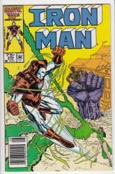 IRON MAN (1968) #209 VF