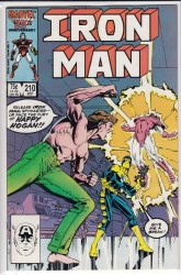 IRON MAN (1968) #210 NM