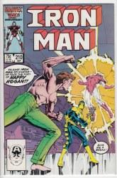 IRON MAN (1968) #210 VF+