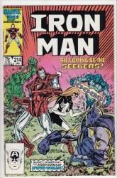 IRON MAN (1968) #214 VF/NM