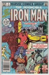 IRON MAN (1968) ANNUAL #05 VF/NM
