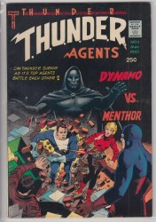 THUNDER AGENTS (1965) #03 VF