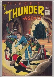 THUNDER AGENTS (1965) #04 VF