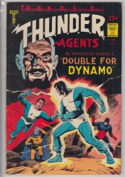 THUNDER AGENTS (1965) #05 VF-