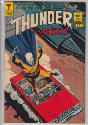 THUNDER AGENTS (1965) #07 VF