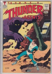 THUNDER AGENTS (1965) #10 VF+