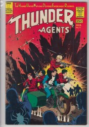 THUNDER AGENTS (1965) #11 VF+
