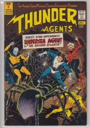 THUNDER AGENTS (1965) #13 VF