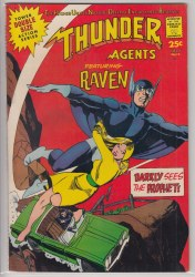 THUNDER AGENTS (1965) #14 VF
