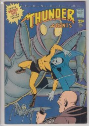 THUNDER AGENTS (1965) #17 VF