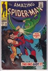 AMAZING SPIDER-MAN (1963) #049 FN