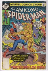 AMAZING SPIDER-MAN (1963) #173 GD+