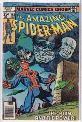 AMAZING SPIDER-MAN (1963) #181 GD+