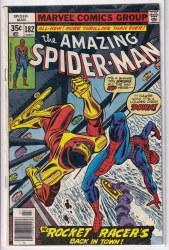AMAZING SPIDER-MAN (1963) #182 VG-