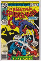 AMAZING SPIDER-MAN (1963) #187 VF-