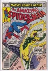 AMAZING SPIDER-MAN (1963) #193 VG