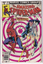 AMAZING SPIDER-MAN (1963) #201 VG