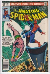 AMAZING SPIDER-MAN (1963) #211 FN