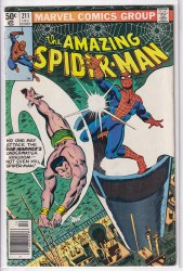 AMAZING SPIDER-MAN (1963) #211 FN+