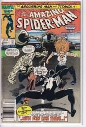 AMAZING SPIDER-MAN (1963) #283 FN+