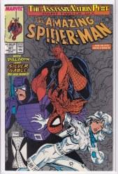 AMAZING SPIDER-MAN (1963) #321 NM-