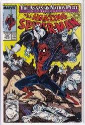 AMAZING SPIDER-MAN (1963) #322 NM-