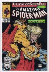 AMAZING SPIDER-MAN (1963) #324 NM-