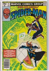 AMAZING SPIDER-MAN (1963) ANNUAL #14 FN+