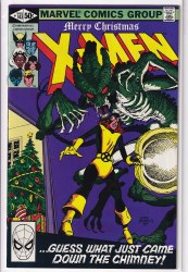 UNCANNY X-MEN #143 VF/NM