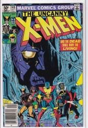 UNCANNY X-MEN #149 VF+