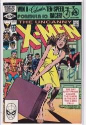 UNCANNY X-MEN #151 VF