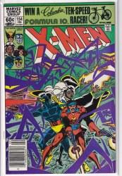 UNCANNY X-MEN #154 VF+