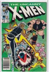 UNCANNY X-MEN #178 VF+