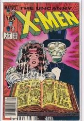 UNCANNY X-MEN #179 FN+