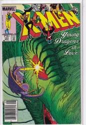 UNCANNY X-MEN #181 VF