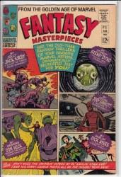 FANTASY MASTERPIECES (1966) #1 VF-