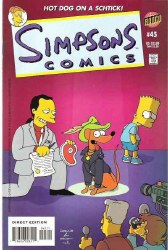 SIMPSONS COMICS #045 NM