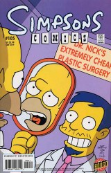 SIMPSONS COMICS #105