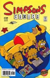 SIMPSONS COMICS #109