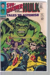 TALES TO ASTONISH (1959) #81 FN+