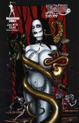 TAROT WITCH OF THE BLACK ROSE #78 B CVR