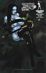 TAROT WITCH OF THE BLACK ROSE #79 B CVR
