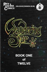 WANDERING STAR FIRST PRINTING #1 NM