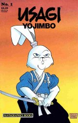 USAGI YOJIMBO (1987) #01 NM-