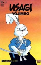 USAGI YOJIMBO (1987) #01 VF+