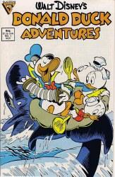 DONALD DUCK ADVENTURES (1987) #01 NM-
