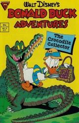 DONALD DUCK ADVENTURES (1987) #08 NM-