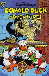 DONALD DUCK ADVENTURES (1987) #14 VF+