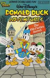 DONALD DUCK ADVENTURES (1987) #20 NM-
