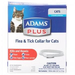 Adams Plus Flea Collar Cat